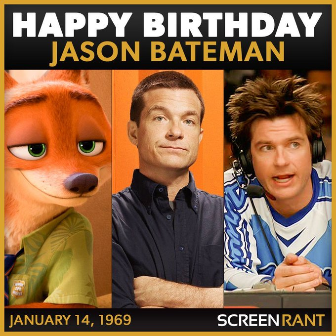 Happy Birthday to the hilarious Which Jason Bateman roles are your favorite?