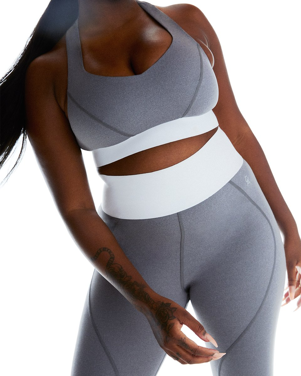 Whether you're working out or working from home. This is activewear you'll want to live in. Shop new Active Essentials at the link!