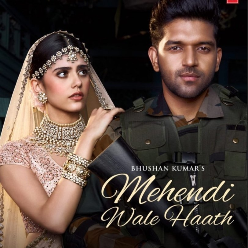 It's traditional, it gives you a deja vu vibe, it ticks the routine boxes.... and yet it's gorgeous. The track i have on loop these days; by my fav @GuruOfficial. And @sanjanasanghi96 looking cherubic. ❤  #MehendiWaleHaath