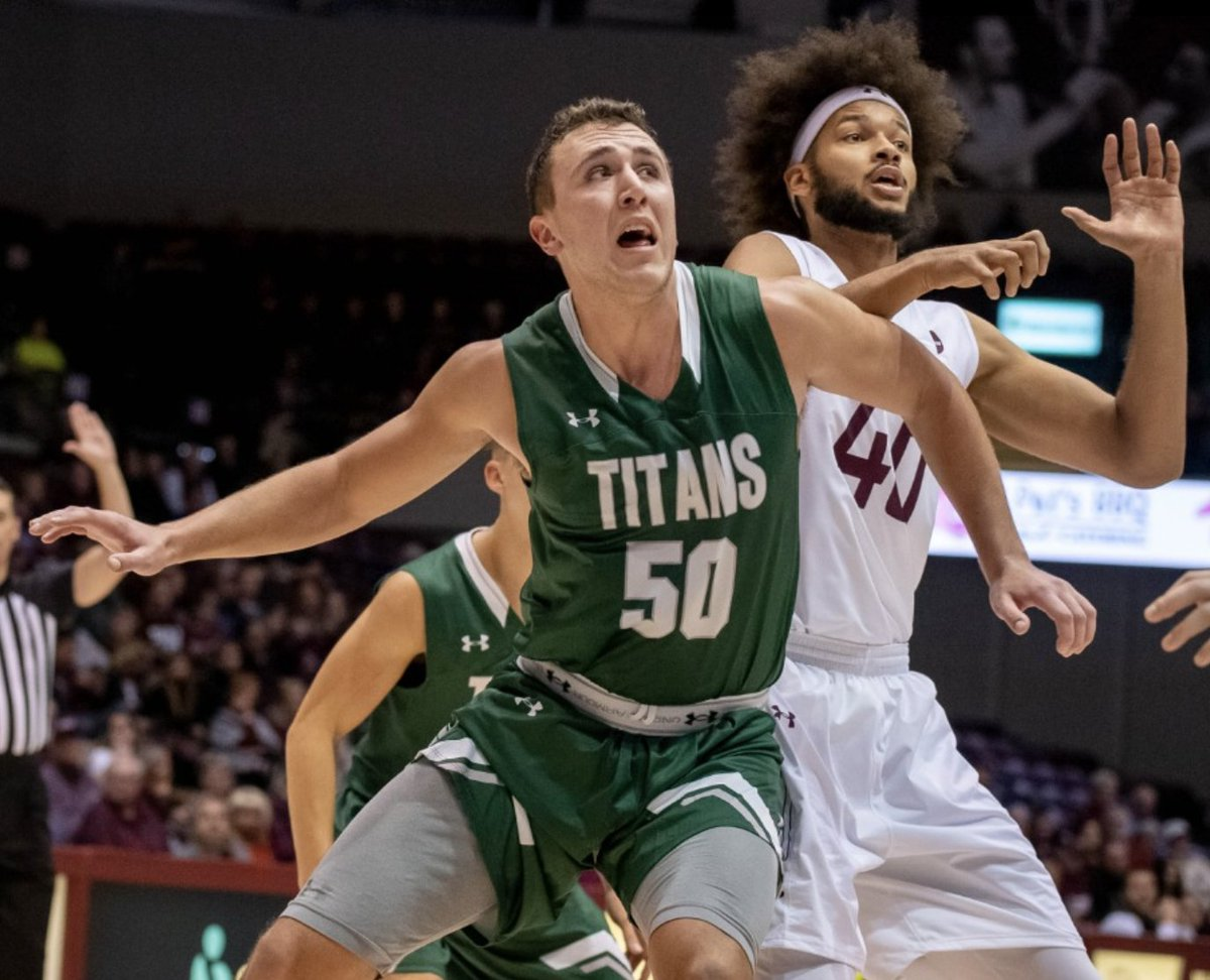Ron Rose has named captains for the 112th season of @IWUBasketball: * Charlie Bair, 6-7 F (Glenbard South HS) * Doug Wallen, 6-5 F (Champaign Central HS)  Two great leaders.