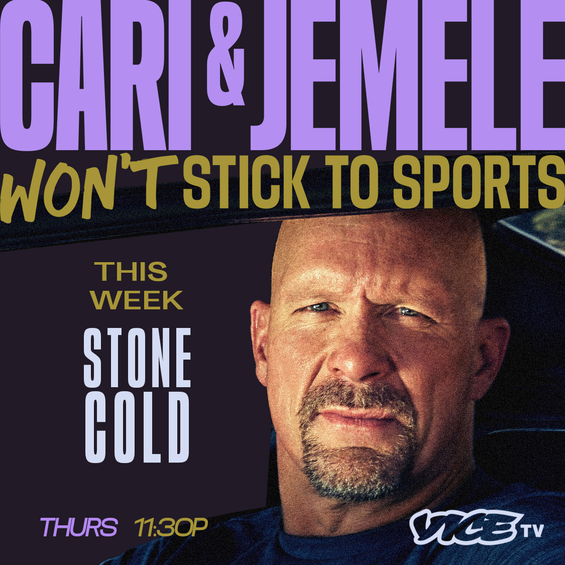Tonight at 11:30p on @CariChampion & @jemelehill WON'T STICK TO SPORTS, the tag team you never saw coming:  @steveaustinBSR  @RepMaxineWaters   #WontStickToSports