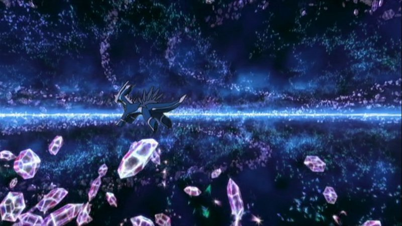 If we do DP remakes, can we visit more timespace dimensions other than just the Distortion World, Why let Giratina have all the fun