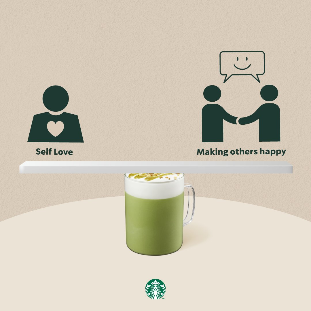 It's nice to make people happy but it is also important to love yourself as much as taking care of others. Find balance in all that you do! 💚  #BlissIsInTheBalance https://t.co/Z2oKwUSiNU