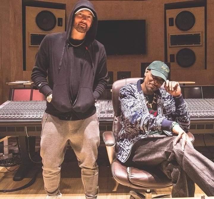 @Eminem @SnoopDogg   #Eminem #hiphop #sideb