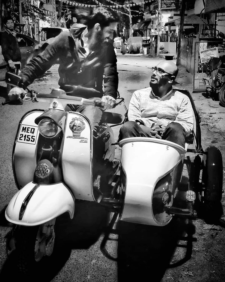 TBT, 2 years back when I restored this Lambretta Li150 series-1 and went tottering around town for some good fun.   #lambretta #scooter #scooterlife