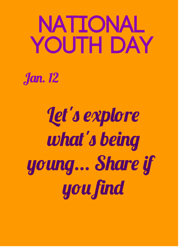 #YOUTHDAY2021 #youth4peace #youthday #Vivekananda