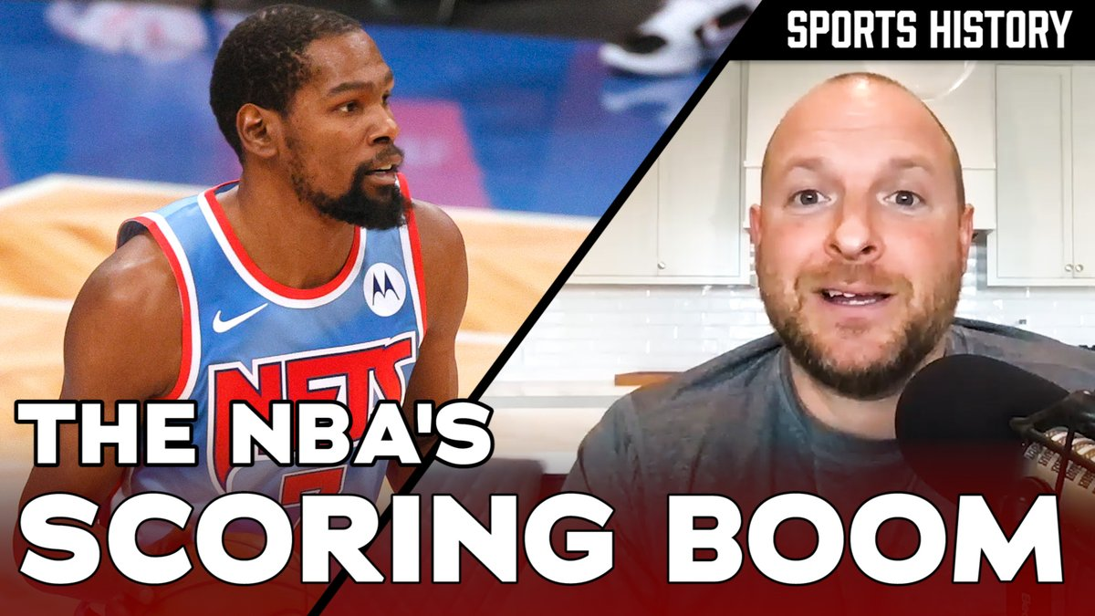 We knew this was going to be a strange NBA season, but one thing that's stood out to @ryenarussillo is the shooting.  This episode of 'Sports History' focuses on volume shooting, how many guys are shooting more, and who is doing the shooting.  Presented by @FDSportsbook.