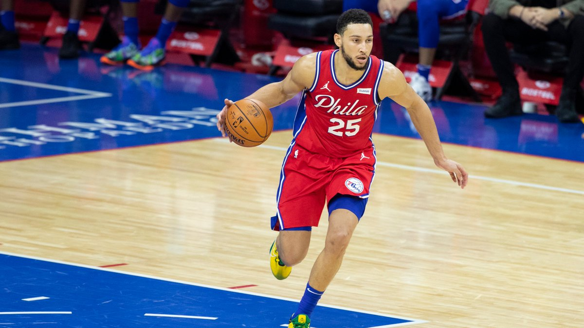 Ben Simmons recorded his 30th career triple-double tonight. He is the 3rd fastest player (228 games) to reach 30 triple-doubles in NBA history, behind Oscar Robertson (75 games) and Magic Johnson (190 games).