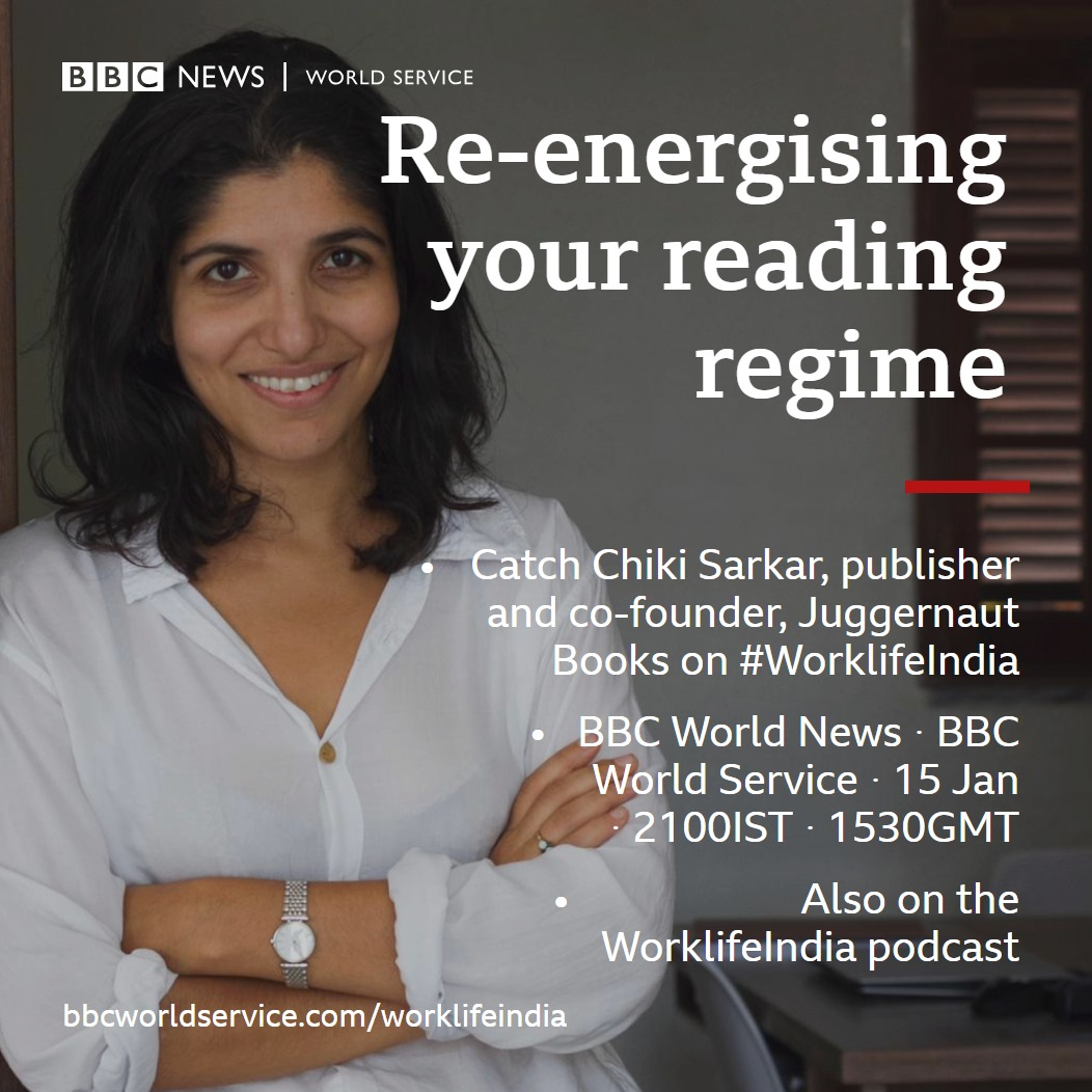 Our founder, @Chikisarkar will be on BBC World News tonight at 9 PM. Don't forget to tune in!   @BBCWorld