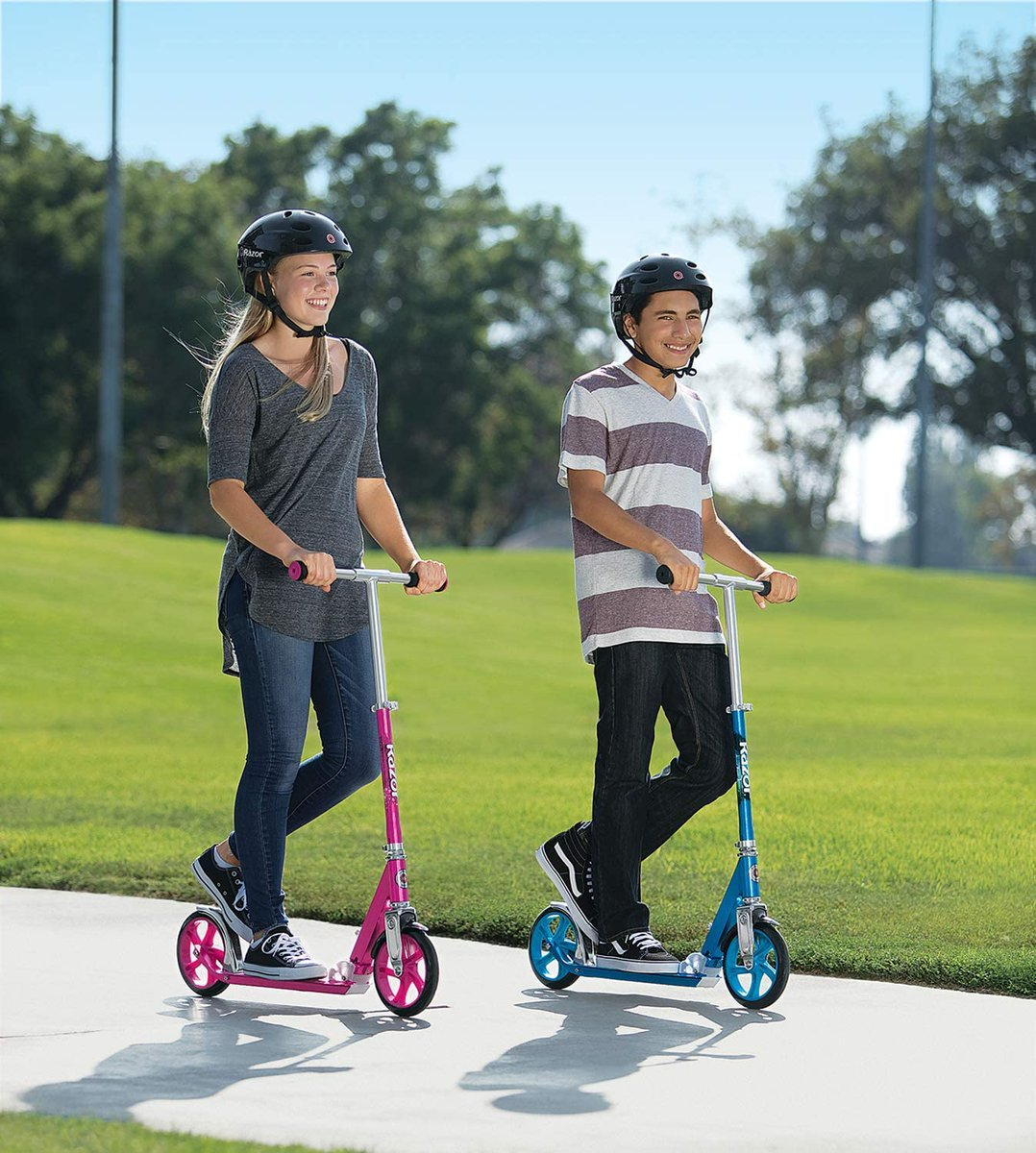 Razor A5 LUX Kick Scooter  Buy From Amazon:   #Scooter