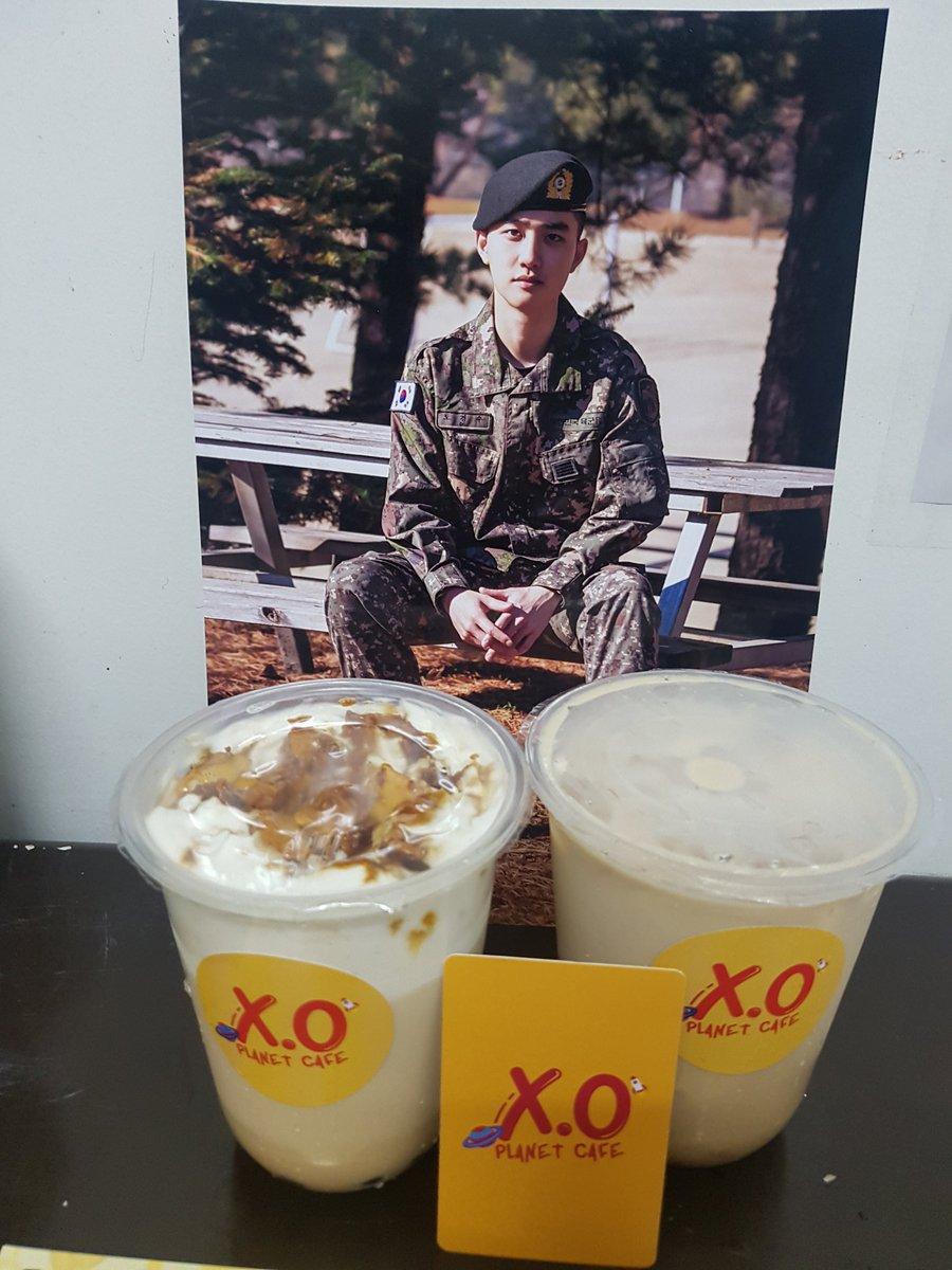 Thank you @LuckyOneCebu! I really like the print quality especially the A4 😍  Drinks are great too 👍  #SergeantSooDay #HappyKyungsooDay #NiniThePoohDay #KaiDayPHatHome #HappyJonginDay