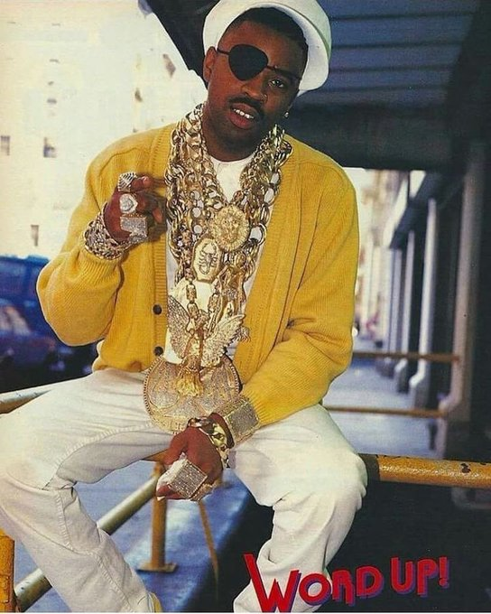 Happy Birthday To One Of The Greatest Storytellers Of Our Time, The Legendary Slick Rick!