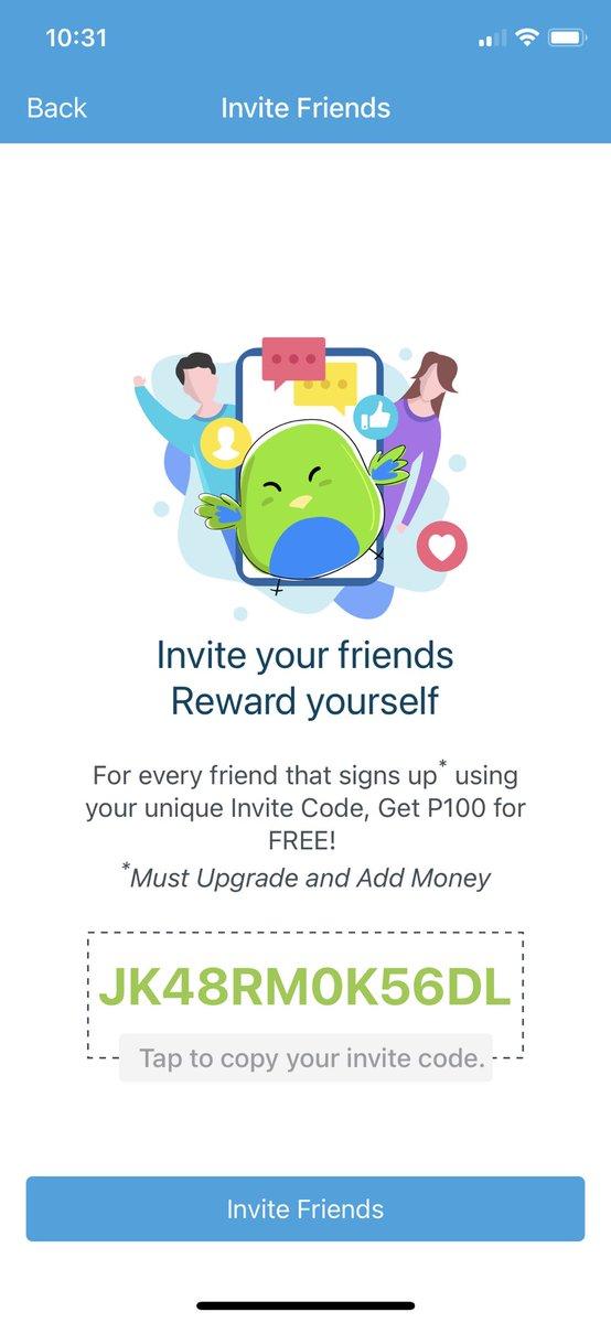 Get P100 for FREE when you register to PayMaya using my code below. 2021 na!! Wag ka na magpahuli 😊 #DontPayCashPayMaya #PayMaya #BetterQR @PayMayaOfficial