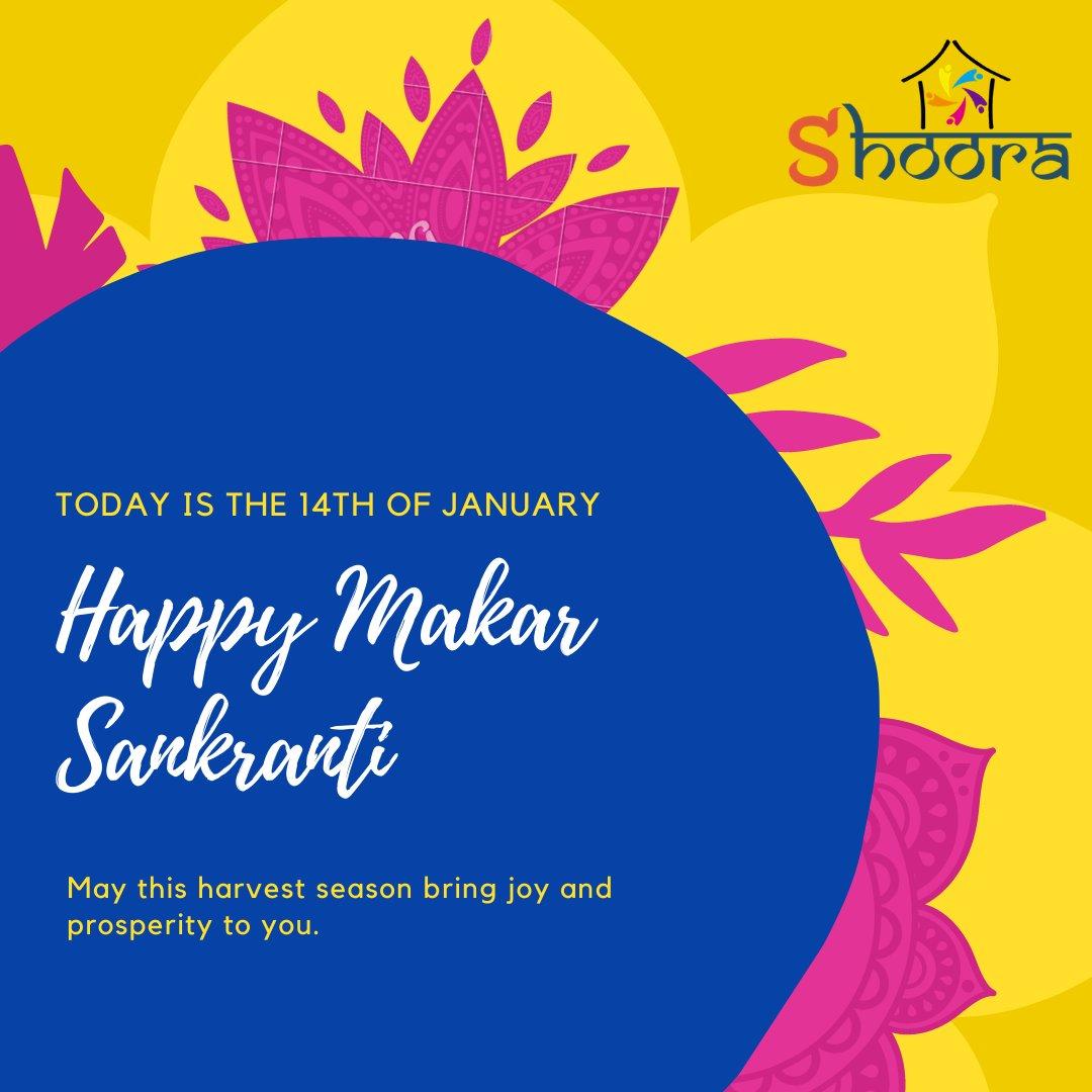 Happy Makar Sankranti #shoorawelfare #2021 #MakarSankranti2021 https://t.co/cwxgVQZBuJ