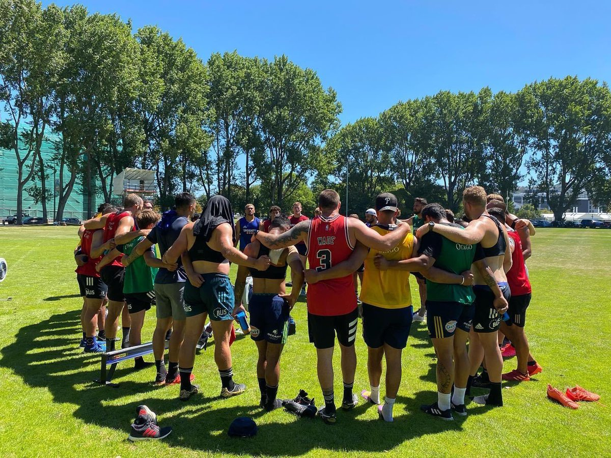 Week 1 💪🏼 ✅   Thanks to everyone that showed up to watch the boys train today. Bring on Week 2 😤 #itsabeautifulthing #wearehighlanders https://t.co/BLnIXHlYKi