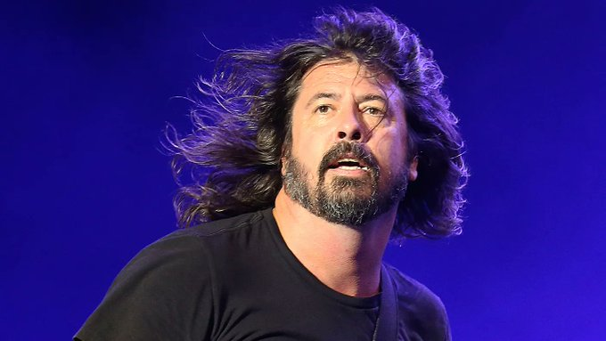 Happy Birthday To The One And Only DAVE GROHL!! NEVER stop ROCKIN !