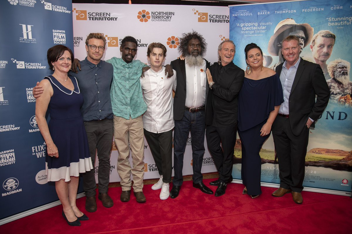 What an incredible night at the NT Premiere of #HighGroundFilm last night! Huge thank you to everyone who came out to help us celebrate.    See the full album on our Facebook page.   📸: Darwin Film Society, Photographer Paz Tassone