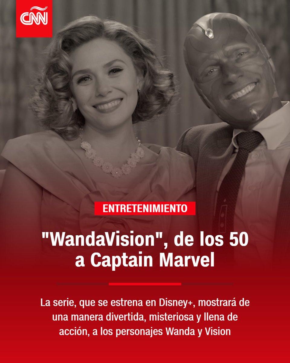 Hoy se estrena en @disneyplus la serie #WandaVision de @MarvelStudios y tenemos todos los detalles. Solo da clic aquí: