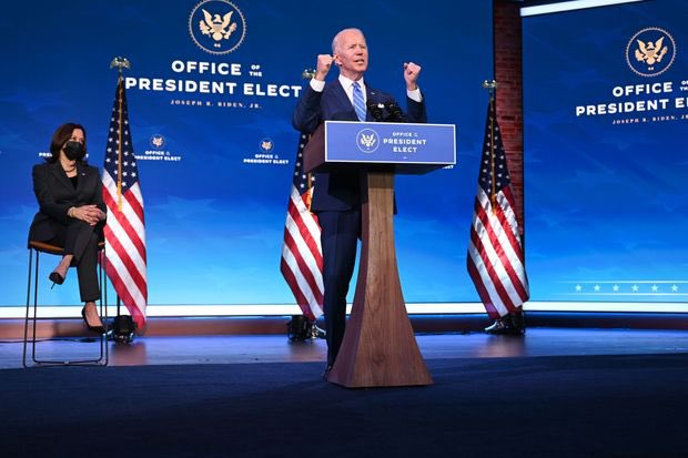 President-elect Joe Biden announced a $1.9 trillion #Stimulus plan to address the ongoing #Pandemic
