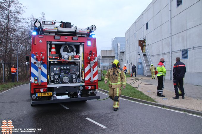 Brand in slibontwateringscentrifuge aan de Peuldreef https://t.co/zFpGqlmnR3 https://t.co/o4MrLBcKiW