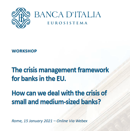 #bankitalia #BankOfItaly #Visco National insolvency procedures are very heterogeneous across #EU member States. This variety creates a level-playing-field problem, as creditors and depositors may be treated differently across the Union https://t.co/5A8qEr641A