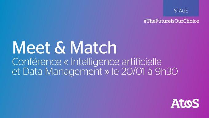 🗓️ Etudiant(e)s, ne manquez pas notre conférence « Intelligence artificielle et Data Mana...