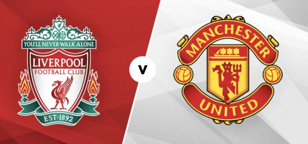 ⚽ #LFC vs #MUFC   1630 KO Sunday   #LIVMUN   ‼️ Podcast Predictions:   @ATadPredictable 3-2 @GuyDrinkel 1-1   🎧 Listen to the full show FREE at     Read our match previews at: