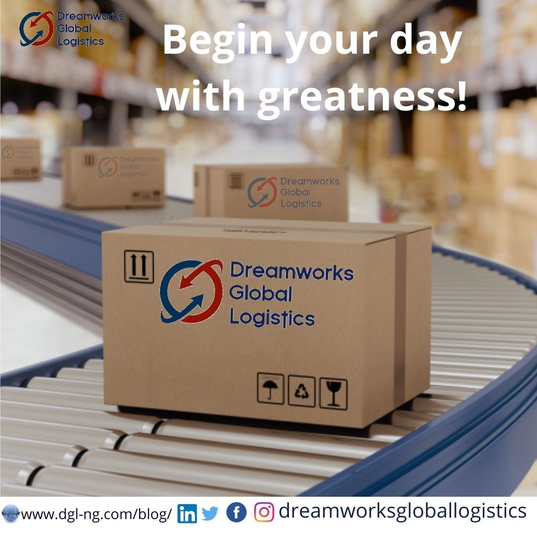 Begin your day with greatness in your business, by making us your number one delivery plug  #dreamworksgloballogistics #logistics #delivery #nwaep #NSPPD #BussItChallenge #FridayMotivation #loveisland9ja #ikorodu #ottnews #Transportation #Trucking #plug #DeUnaVez #business