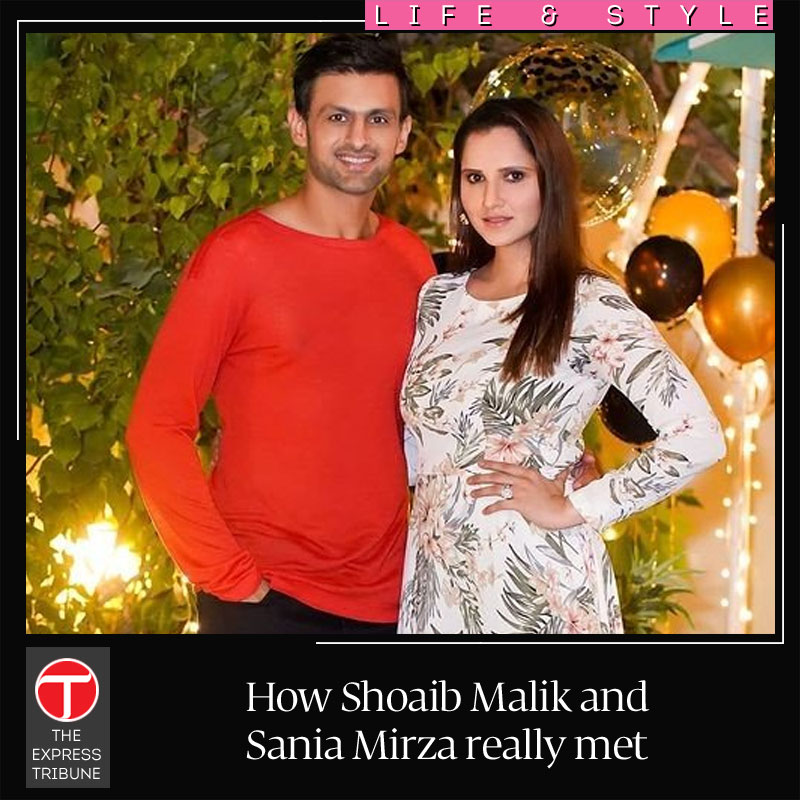 In a recent interview with Nida Yasir, Shoaib Malik revealed that contrary to the popular belief about their first encounter being in Australia, 2010, theirs was a match made by the media in 2003  #etribune #etlifeandstyle #ShoaibMalik #SaniaMirza