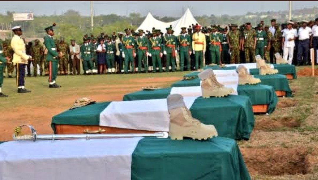 #AFRD2021  ARMED FORCES REMEMBRANCE DAY: TRIBUTE TO OUR HEROES  Today we remember our fallen heroes,  men and women of the Armed Forces who have paid the supreme price to safeguard our nations peace, security and stability.  #VeteransDay #ArmedForcesRemembranceDay