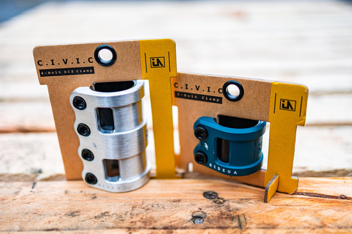 🛴🔥 UrbanArtt Butter Decks and Parts 🛴🔥 The latest range of UrbanArtt parts have landed included the civic series of clamps, bars and wheels! Grab yours here:  @urbanartt #urbanartt #urbanarttscooters #scooter #skatehut #scootershop #scooters