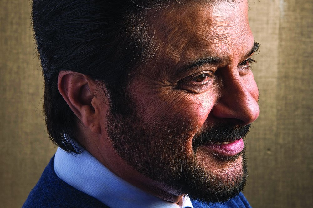 When I dream it is about characters I want to play. Not homes, not thousands of fans clamouring for me, #AnilKapoor tells @kavereeb,