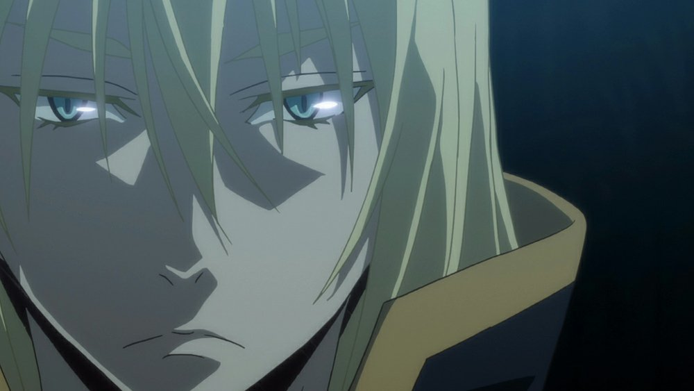 Today's blond anime boy of the day is Leon Cromwell from That Time I Got Reincarnated as a Slime ★ https://t.co/bnpOVyMhAv