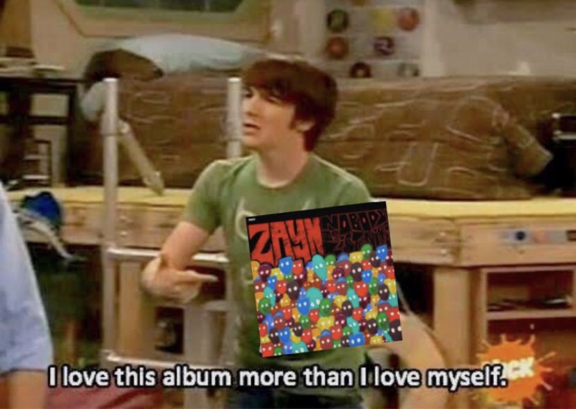 @zaynmalik nobody is listening isn't just an album it's a cultural reset, it's the oxygen you breathe, it's a lifestyle, a reason to breathe, an escape from this cruel world filled with thieves. it's art, a hug from a loved one, everything you've ever wanted