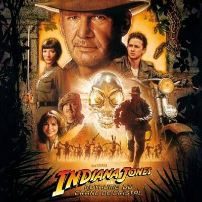 En ce moment #Indiana Jones et le Royaume du crâne de cristal - Ne touche à rien surtout  #cinema #repliquesdefilms #radioducinema  #musiquesdefilms #series https://t.co/lN08WxXw2s