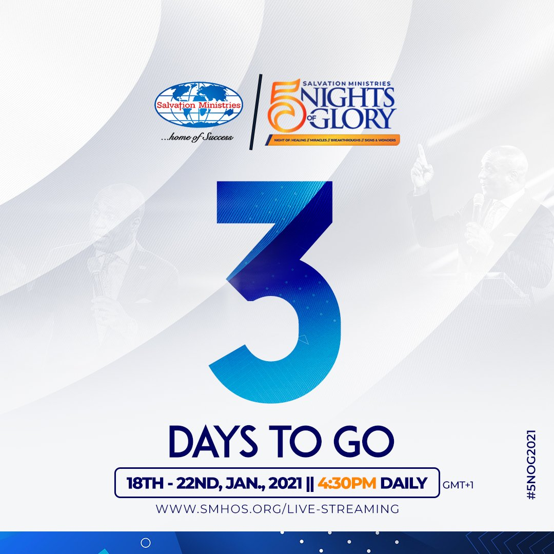 #5NOG2021 is 3 days away! We are ready! #Manifestation2021 #Gratitude https://t.co/TgY6MRydNu https://t.co/EWlAvFdpYB