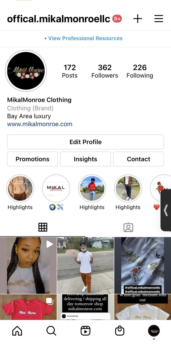Follow my ig for updates #BlackOwnedBusinesses
