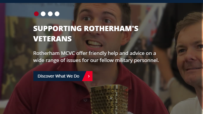 If you live in or around #southyorkshire and part of the ex-Military Community, check out @RotherhamMCVC latest news. 🖱️ #Rotherham #Sheffield #Barnsley #Doncaster #barnsleyis #Sheffieldissuper #Rotherhamiswonderful #doncasterisgreat  #forces #veterans