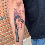 Image for the Tweet beginning: Tattoo : @moonj_ttoo #tourellestattoo #tourellesdauphine #ttp45