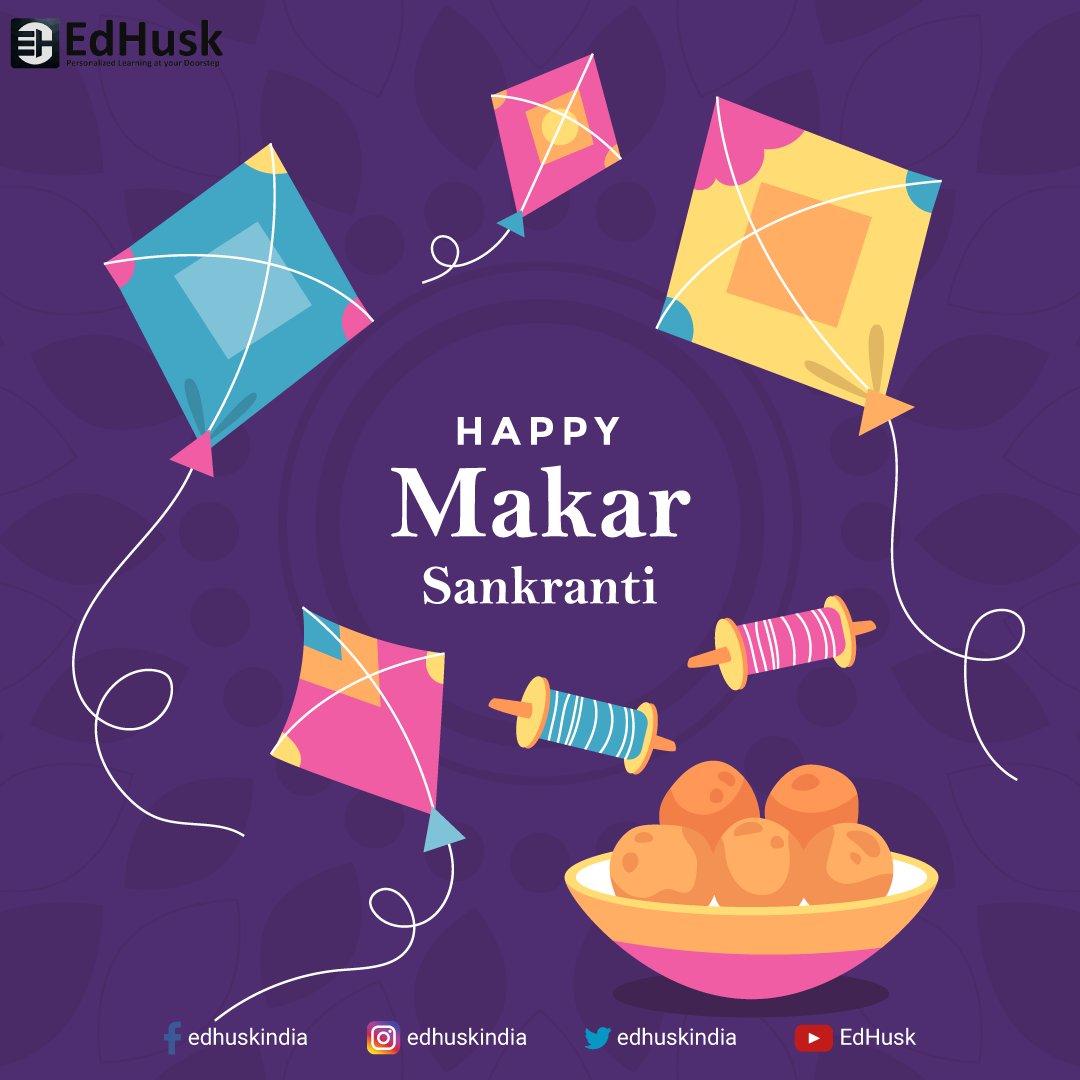 (14-01-2021) Happy Makar Sankranti! 🌞🌾 #EdHusk #MakarSankranti #MakarSankranti2021 #Uttarayan #Maghi #Sankranthi #TilSankrant #Tirmoori #Suggi #Surya #Magha #MakaraRashi #MaghBihu #MakarMela #MaghaMela #Haridwar #KumbhaMela #KumbhMela #AdiShankaracharya #Rigveda #PeddaPanduga https://t.co/oLViQ1Qt82