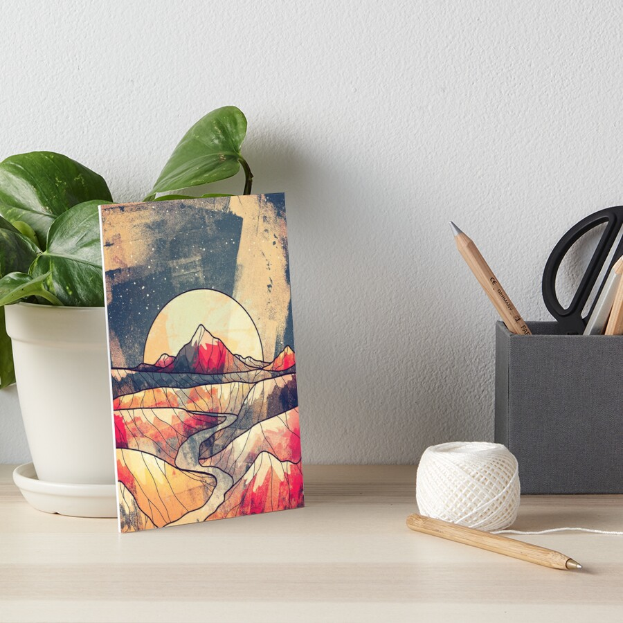 @redbubble -https://t.co/rSvkTxc9qb  @Displate -https://t.co/AZghEYgavO  #new #art #illustration #nature #shapes #abstract #mountain #mountainlife #mountainscape #mountainview #mountainrange #landscape  #paint #digitalart #photoshop #river #swadeillustration #swadeart https://t.co/PVhZTw0qVz