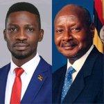 Image for the Tweet beginning: #FLASH: Incumbent President, Yoweri Musevani