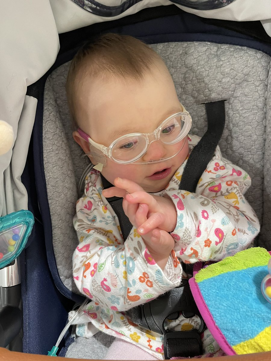 After the fantastic video last week which took in 11k views 🙌 showing what an amazing eye team Alder Hey have, we took a trip back to pick up some new glasses 😍