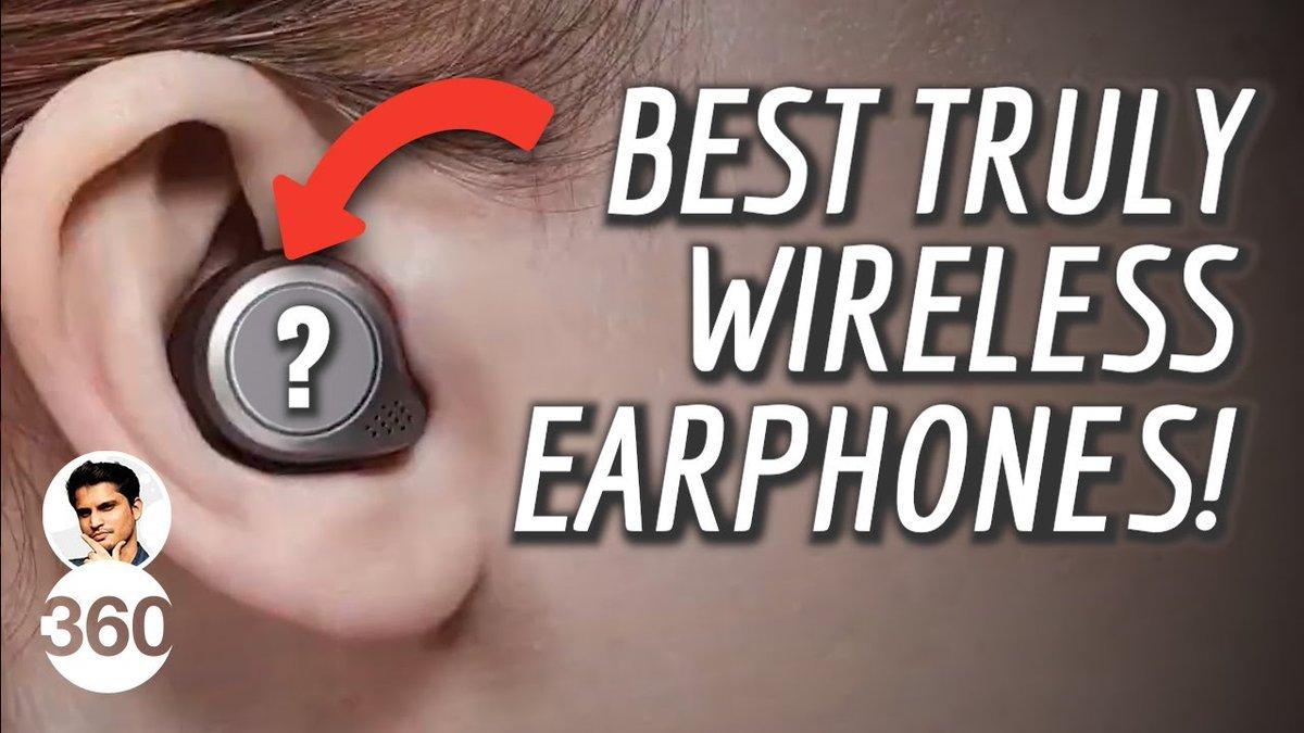 🎧 Best true wireless earphones you can buy in India right now: