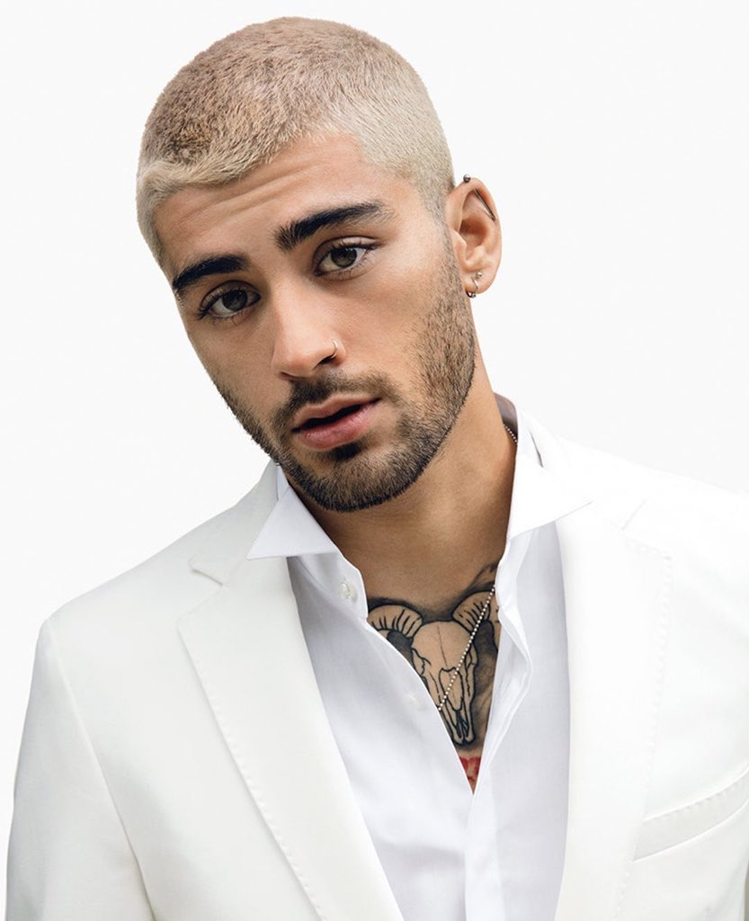. @zaynmalik just dropped his third studio album, #NobodyIsListening, and it's all we'll be listening to for the forseeable 🔥