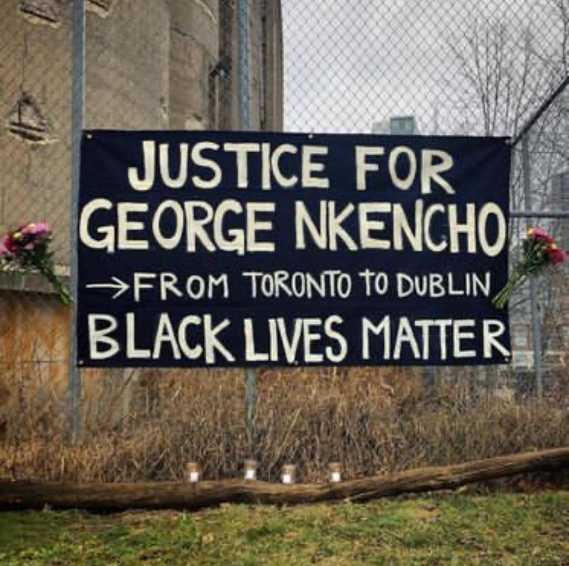 The intersection of race and mental health affects lives. Join the family of #GeorgeNkencho and the African Irish community to say #neveragain. 🕯🕯  #JusticeForGeorgeNkencho #ripgeorgenkencho