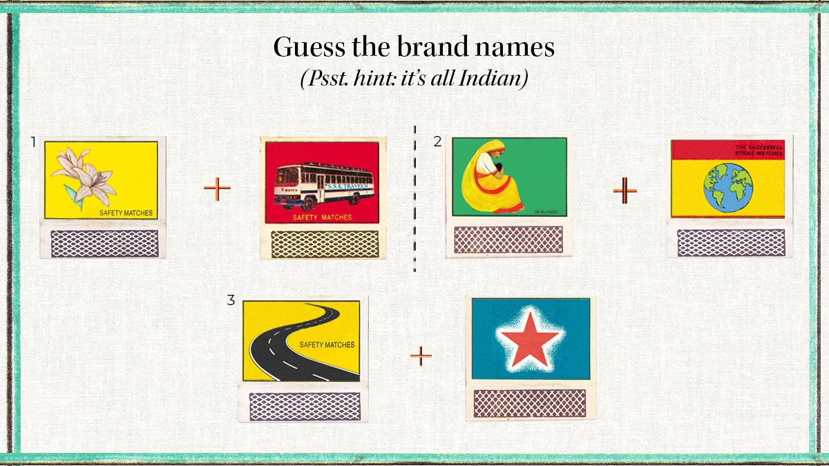 It's time for #GuessTheBrandWithMyntra  So, go on - guess the brands? Share your answers in the comments below.   #FridayVibes