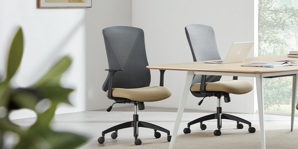 When people #workfromhome, a comfortable #chair is a must. Here is a #homeoffice chair to look at -- our butterfly #taskchair. Except for its bionic #design elements, our butterfly gives you ample back support and additional back storage. Explore more: