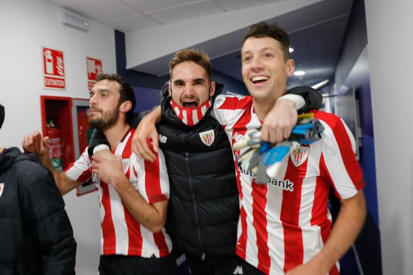 🔴⚪️  #BiziAmetsa 💭  #Supercopa 🏆 #AthleticClub 🦁