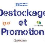 Image for the Tweet beginning: 📣 Destockage et promotions flash